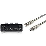 Behringer U-PHORIA UM2 2x 2interfacce audio USB 2.0