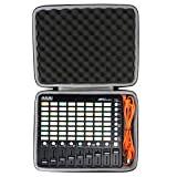 co2CREA Duro Viaggio Caso Copertina per AKAI Professional APC Mini, Controller MIDI USB per Ableton Live(travel case)