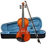 Impugnatura professionale regolabile spalliera imbottita per violino in plastica resistente
