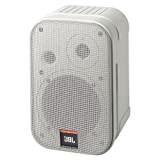 JBL Control 1 Pro - Sistema di amplificazione con sostegno, bianco