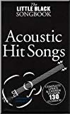 Little Black Song Book – Acoustic Hits – Chitarra Accordi