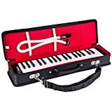 Mugig Melodica 37 chiavi, vasta gamma F-F3, più brani disponibili, facile da controllare, adatto per l'insegnamento, gli spettacoli, l'illuminazione del ...