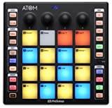PreSonus ATOM Controller di produzione e performance pad con Studio One Artist Software, Nero