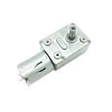 WJN-Motor, 1pc JGY-370 Worm Gear Motore 12 Volt Piccolo Elettrico 18v Motore 12V DC Motor 6v Riduttore con autobloccante (Colore ...