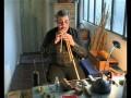 Sergio Balia: costruire le Launeddas