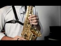 Il Saxofono da Studio Yamaha