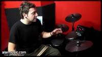 DEMO ALESIS DM6 USB KIT: BATTERIA ELETTRONICA A PAD
